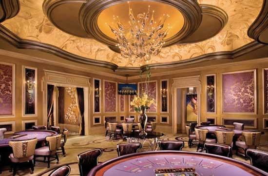 Private High Roller Villa im Bellagio LaS VEGAS