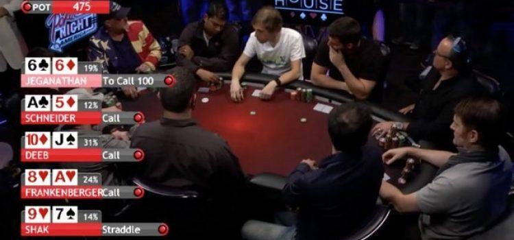 Poker Night in America – Cheesesteak Battle – In Replay