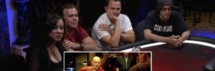 """POKER NIGHT AT THE MOVIES """"ROUNDERS"""""""