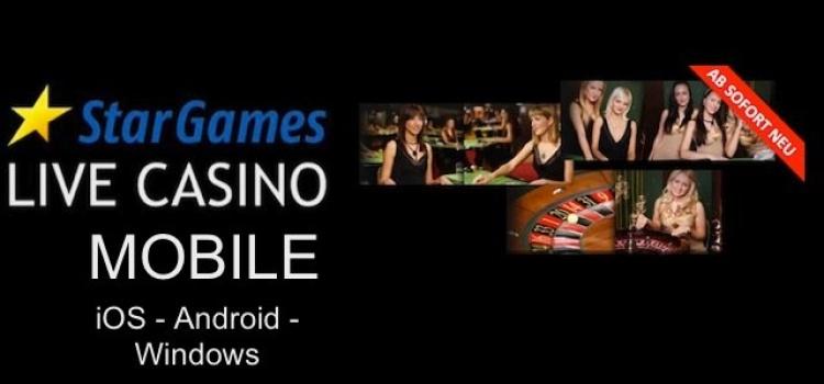 STARGAMES MOBILE JETZT MIT LIVE CASINO GAMES