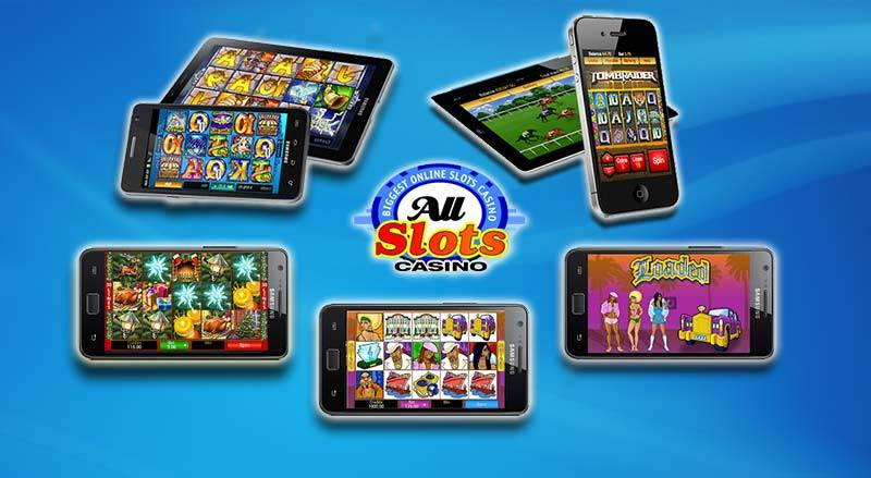 AllSlots Mobile