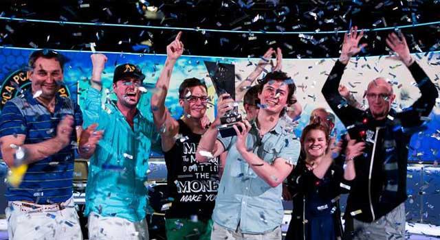 PCA 2014: Panka gewinnt sensationell gegen Top-Favorit McDonald