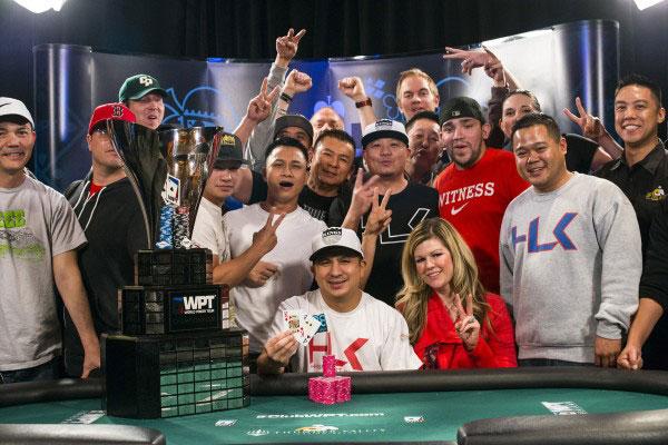 JC Tran gewinnt zweiten WPT Titel
