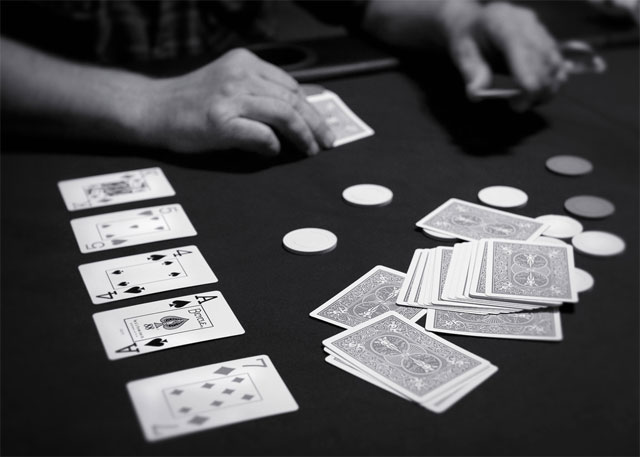 Vom Einschätzen der Gegner beim Poker