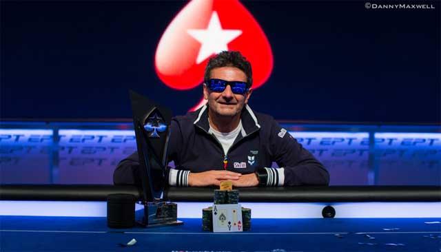 EPT Grand Final – Antonio Buonanno  triumphiert