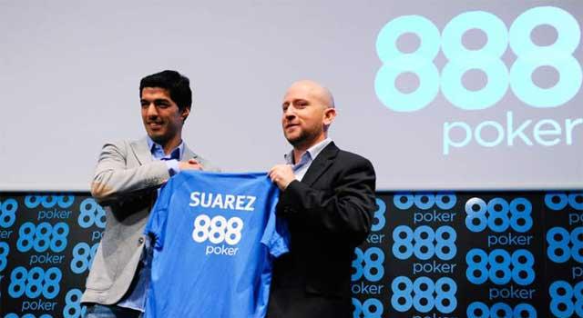 PERFEKT: 888POKER VERPFLICHTET LUIS SUAREZ
