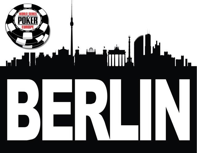 WSOP EUROPE ZIEHT NACH BERLIN