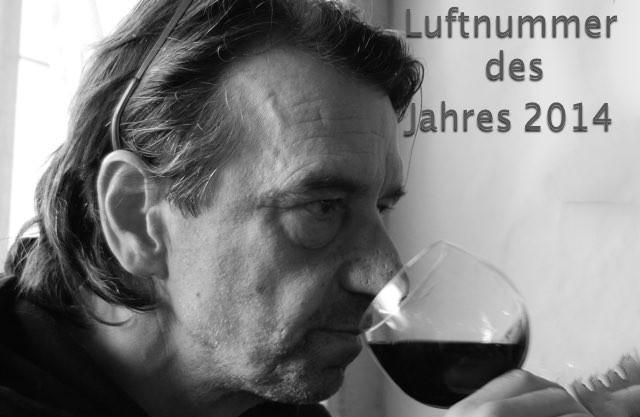"""UDO GARTENBACH IST """"LUFTNUMMER DES JAHRES"""""""