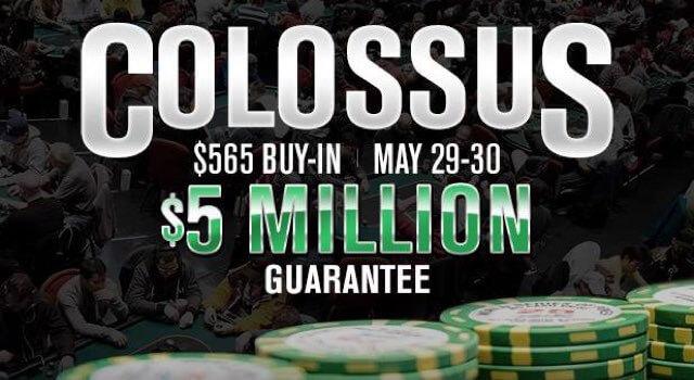 WSOP Colossus Event