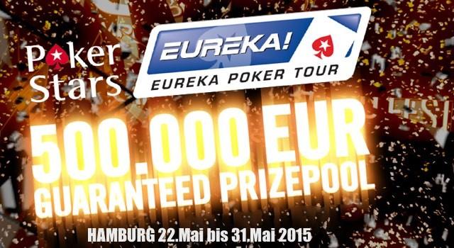 UNGLAUBLICH ! EUREKA POKER TOUR IN HAMBURG